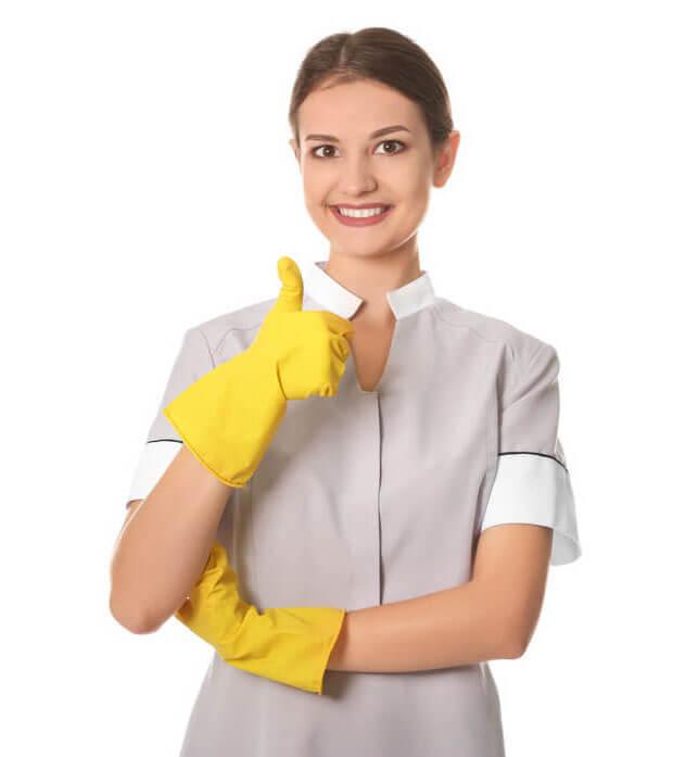 Uitzendbureau schoonmaakster personeel